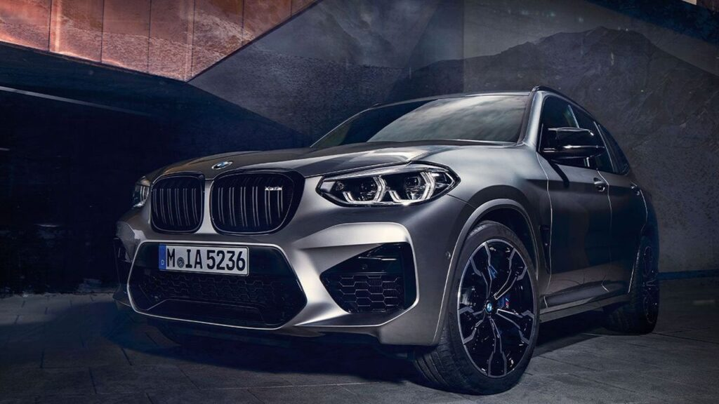 BMW X3 M - The Ray and The Ro