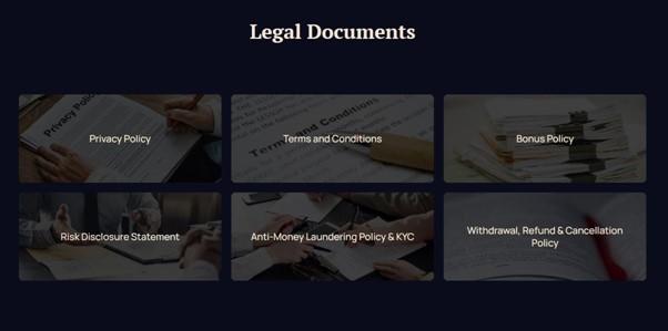 Legal docs - RosewoodTrust