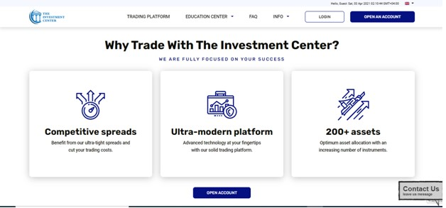Tools and Instruments - The Investment Center Reviews